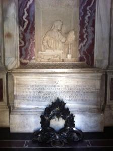 Dante's mausoleum in Ravenna