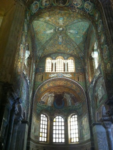 Basilica San Vitale Ravenna Italy