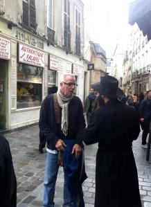 K and Rabbi