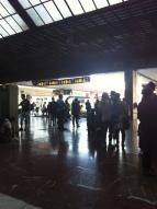 Sta Maria Novella train station in Firenze